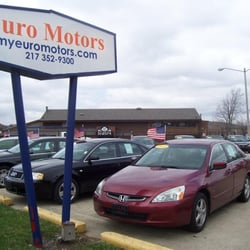 Euro Motors Auto Dealer Car Dealers 1904 W Bradley Ave