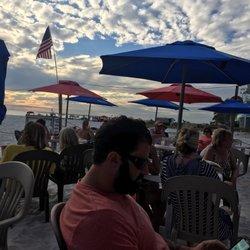 The Beach Bar 22 Reviews Bars 1668 I St Fort Myers Beach Fl