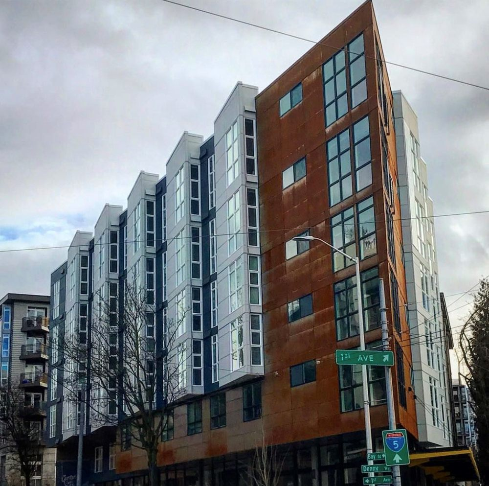 Minnie Flats: 101 Denny Way, Seattle, WA