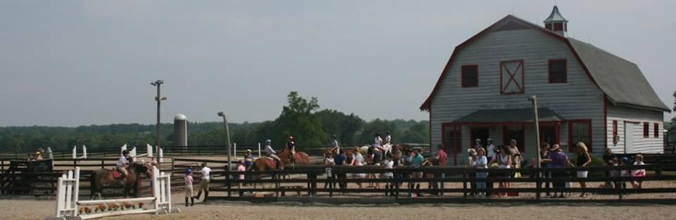 The Riding School At James River Equestrian Center Get