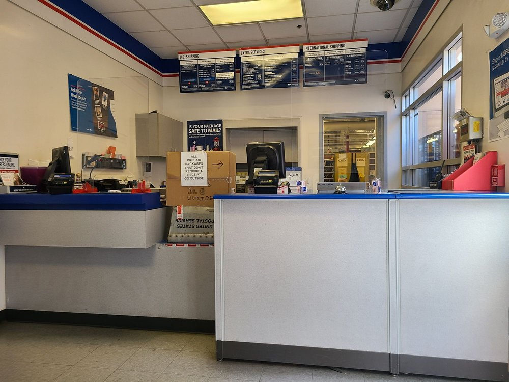 US Post Office: 29700 Haun Rd, Sun City, CA