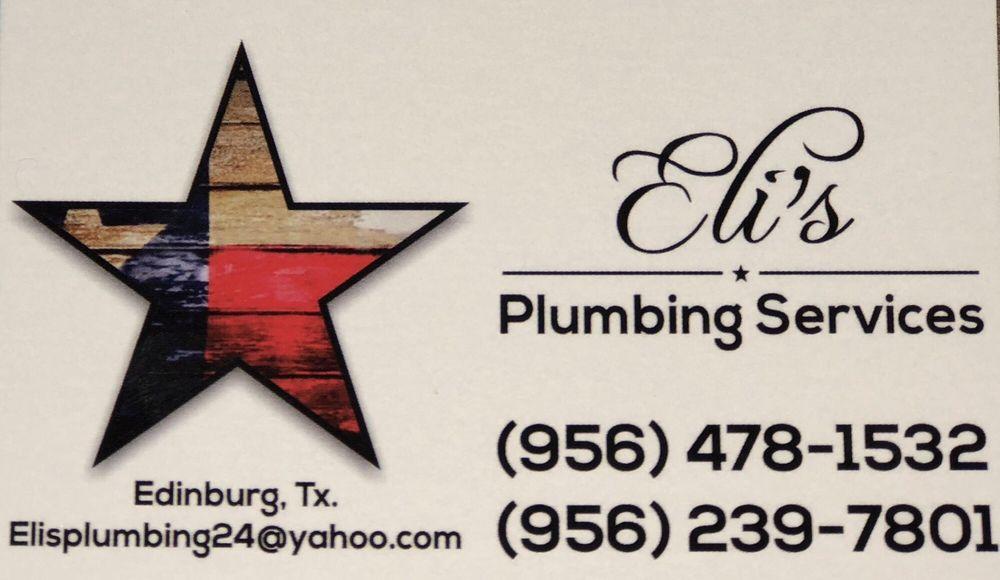 Eli's Plumbing Services: 6000 E Rogers Rd, Edinburg, TX