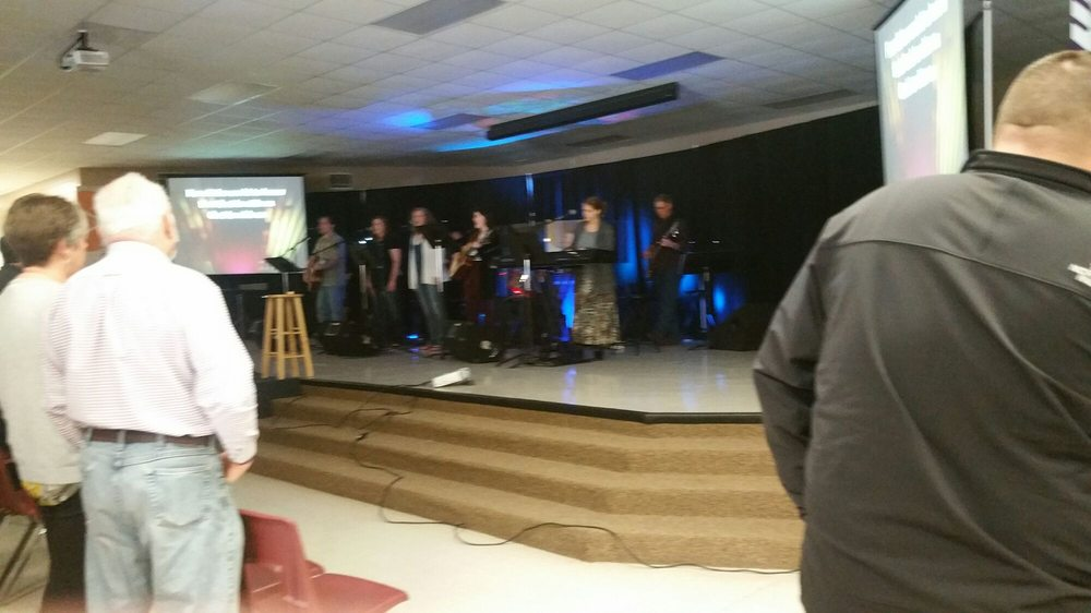 Rocky Fork Fellowship: 12095 N Rt B, Hallsville, MO