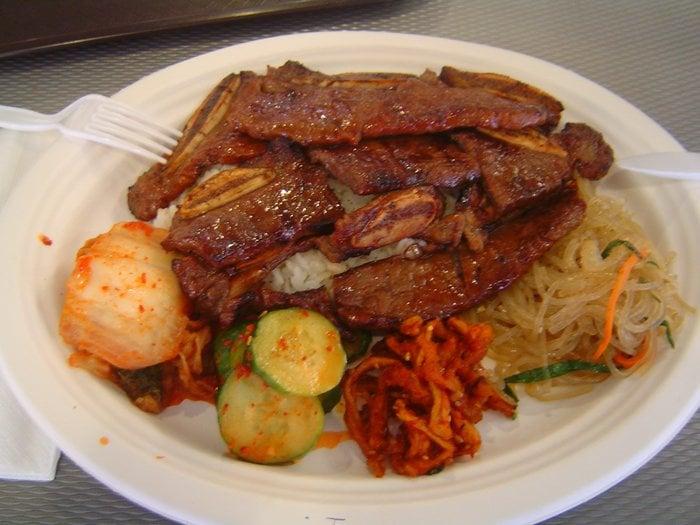 Choi S Kitchen Menu