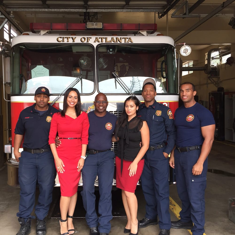 Nicole Williams Collective Llc: Showing Appreciation To Our Local EMTs And Firefighters