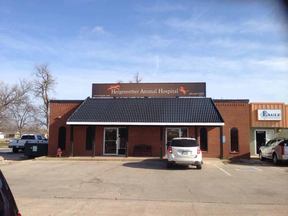 Hergenrether Animal Hospital: 6229 W Gore Blvd, Lawton, OK