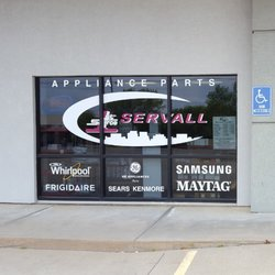 1st Source Servall Appliance Parts - CLOSED - Appliances & Repair