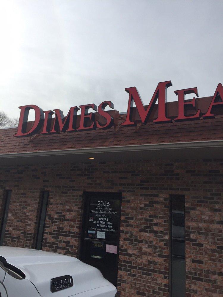 Dimes Meat Market: 2106 Turner St, Springdale, AR