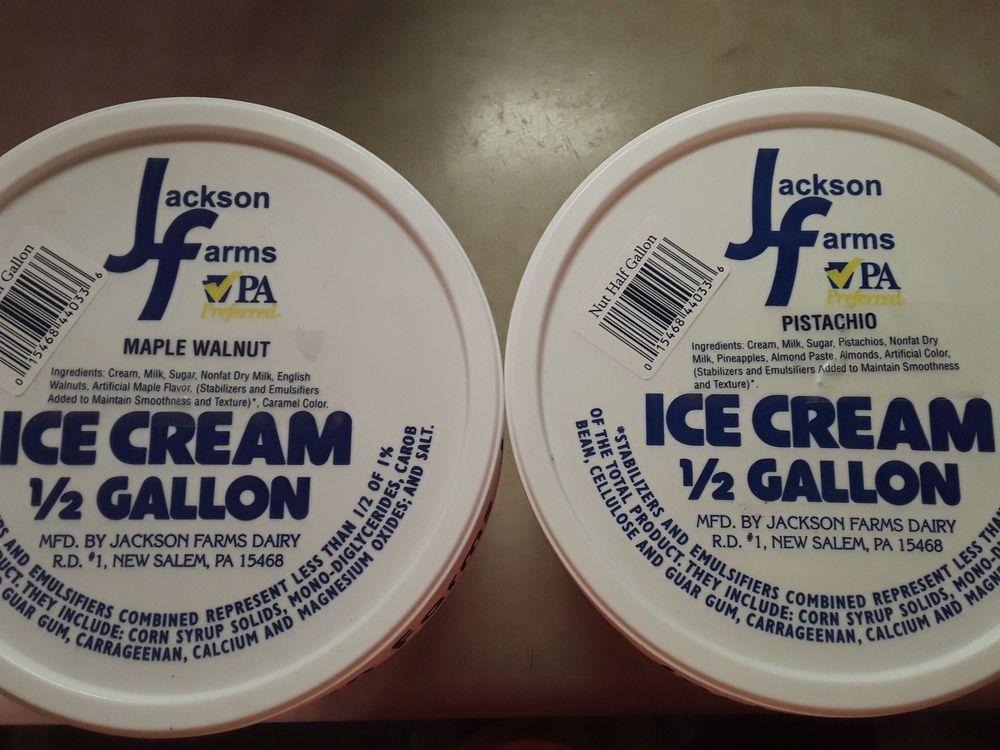 Jackson Farms Dairy: 6718 National Pike, New Salem, PA