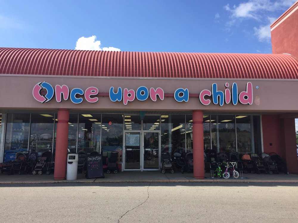 Once Upon a Child -  Muncie: 1629 W McGalliard Rd, Muncie, IN