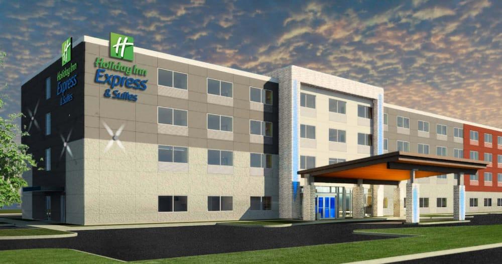 Holiday Inn Express & Suites Lexington Park-California: 45260 Abell House Ln, California, MD