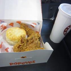 Popeye's Chicken & Biscuits logo