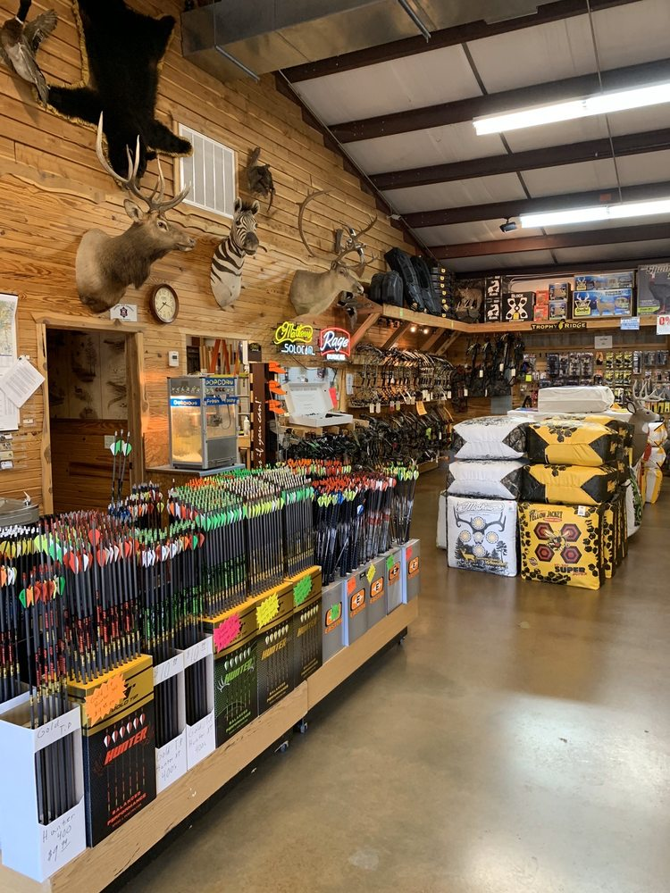 Triangle Outdoors: 140 Heber Springs Rd, Batesville, AR