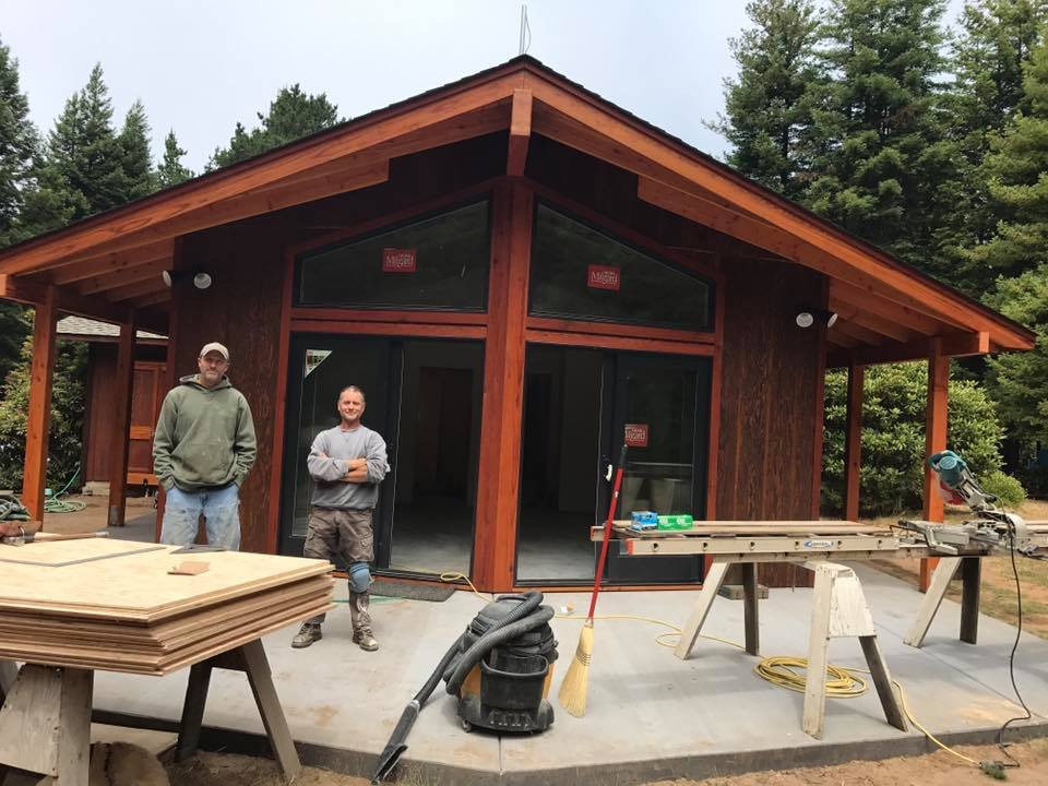 Daniels Construction: 22651 N Highway 1, Fort Bragg, CA