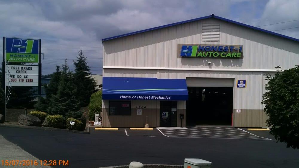 Honest-1 Auto Care - 4706 NE Minnehaha St - Auto Repair ...