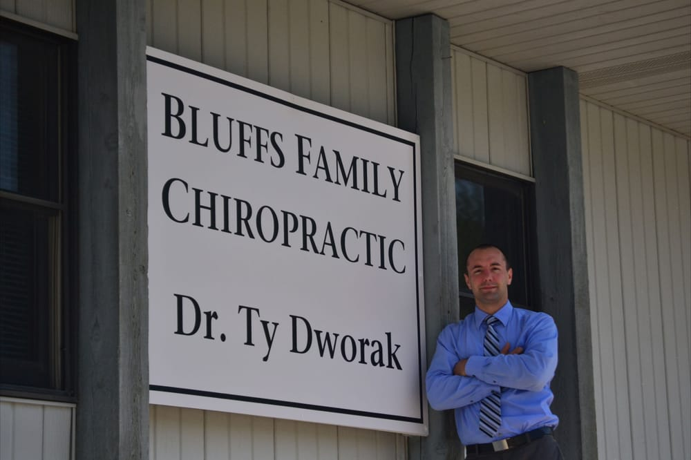 Bluffs Family Chiropractic: 303 McKenzie Ave, Council Bluffs, IA