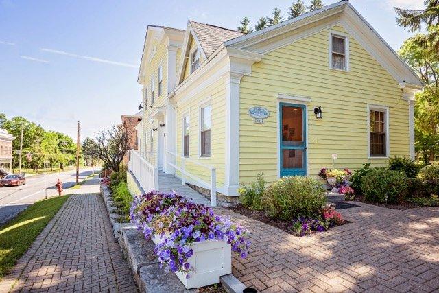 Spring House Spa and Loft: 200 Main St, Sharon Springs, NY