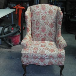 Photo Of Bay Area Upholstery   South San Francisco, CA, United States.  Recovered