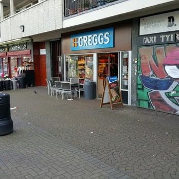 Greggs Coffee Tea Shops 112 Roman Road Mile End Globe Town