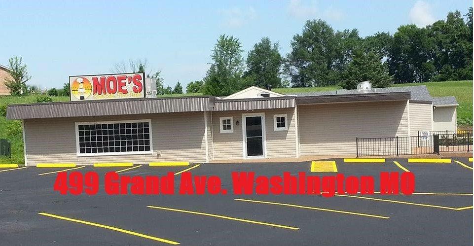 Moe's Restaurant: 499 Grand Ave, Washington, MO