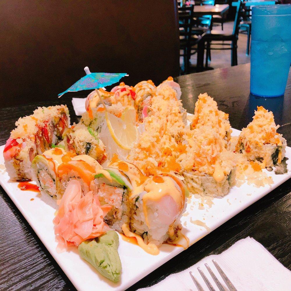 Sakura Japanese & Chinese Cuisine: 6306 N Navarro St, Victoria, TX