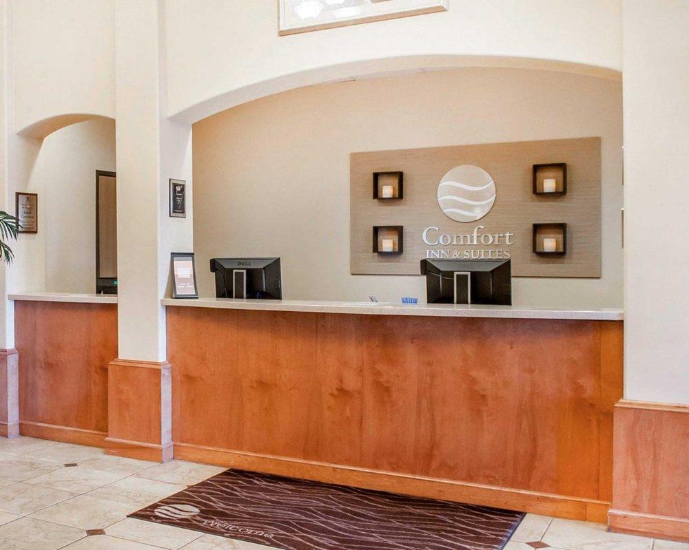 Comfort Inn & Suites: 1259 Frontage Rd NW, Socorro, NM