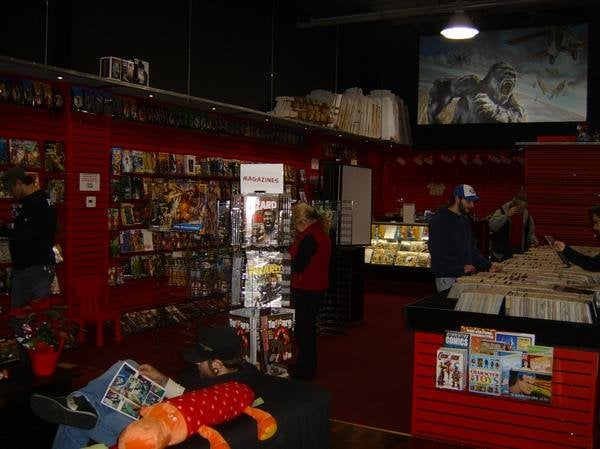 Comic Book Jones: 2220 Forest Ave, Staten Island, NY