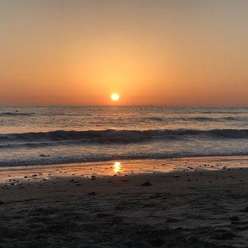 Photo Of Moonlight State Beach Encinitas Ca United States