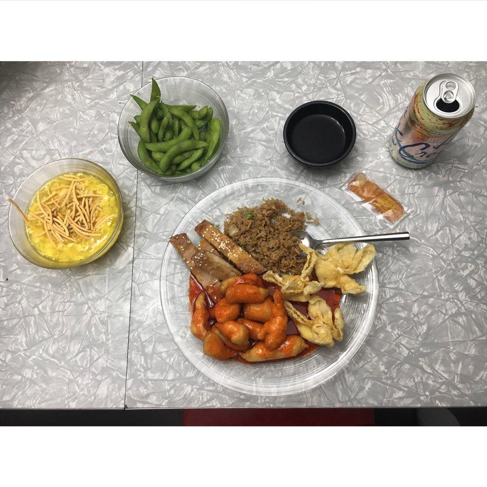 Rose Garden Asian Restaurant: 6090 Shingle Creek Pkwy, Brooklyn Center, MN
