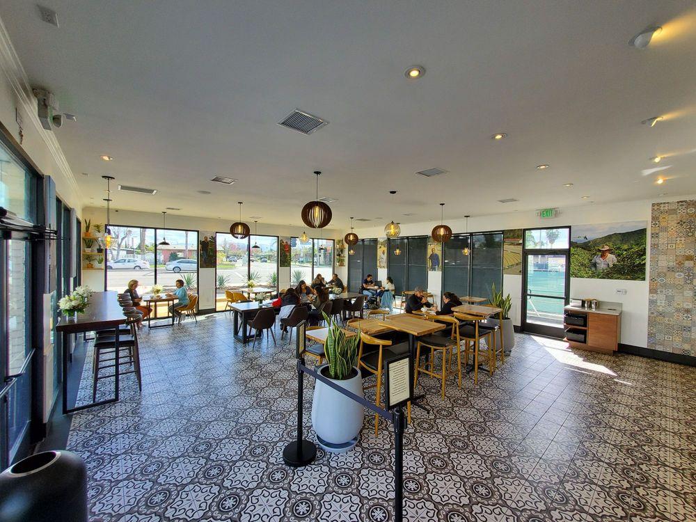 Tierra Mia Coffee: 201 N State College Blvd, Anaheim, CA