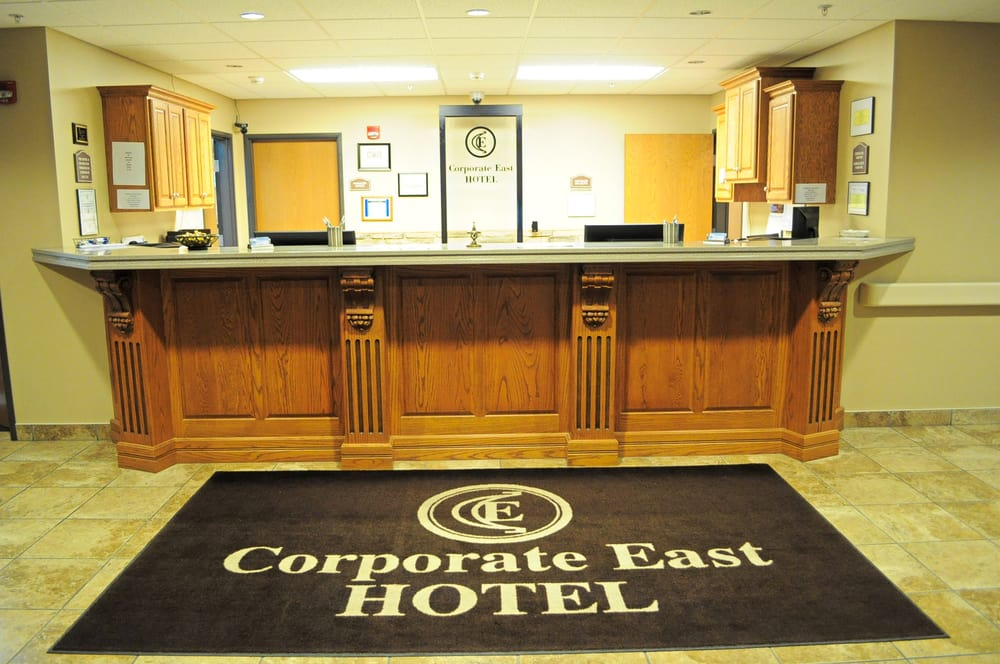 Corporate East Hotel: 1110 E Oklahoma Ave, Ulysses, KS
