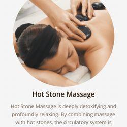 Deep ass massage