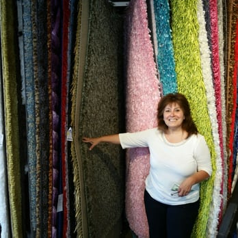 Photo Of Rug Expo   San Diego, CA, United States. Cecelia Displaying Some