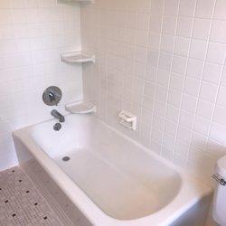 Photo Of Miracle Method Surface Restoration   Johnston, RI, United States.  Refinished Tub