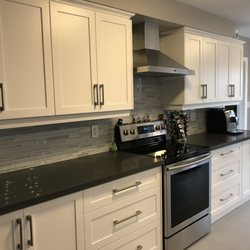 Photo of Br&ton Kitchen u0026 Cabinets - Br&ton ON Canada. Excellent job and & Brampton Kitchen u0026 Cabinets - 16 Photos - Cabinetry - 159 Rutherford ...