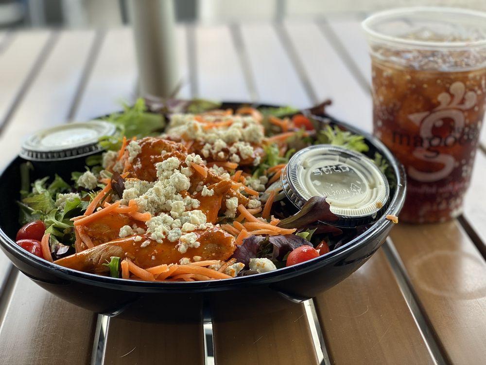 Huey Magoo's Chicken Tenders - Sunrise: 9440 West Commercial Blvd, Sunrise, FL
