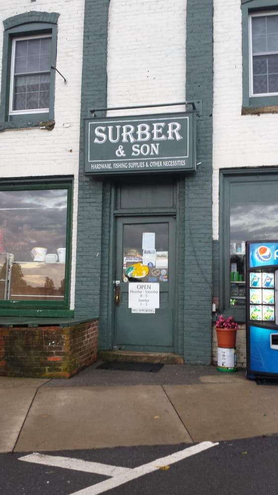 Surber & Son: Town Sq, Glade Spring, VA