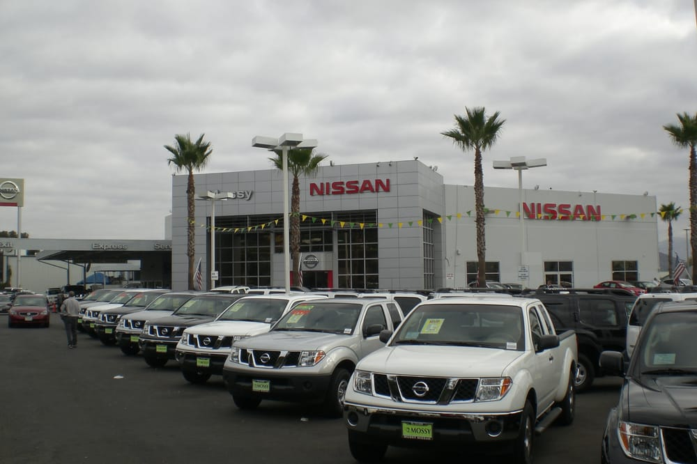 Mossy Nissan El Cajon >> Mossy Nissan El Cajon - Yelp