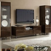 American Walnut Platform Bed Photo Of Advance Furniture   Buffalo, NY,  United States. High Gloss Walnut Italian ...