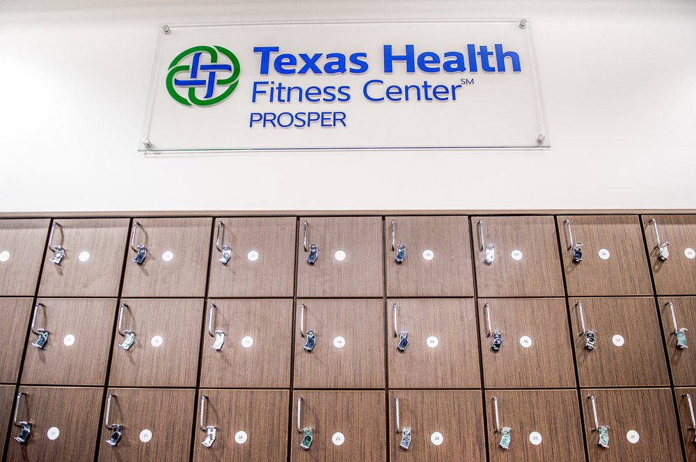 Texas Health Fitness Center Prosper: 1970 W University Dr, Prosper, TX
