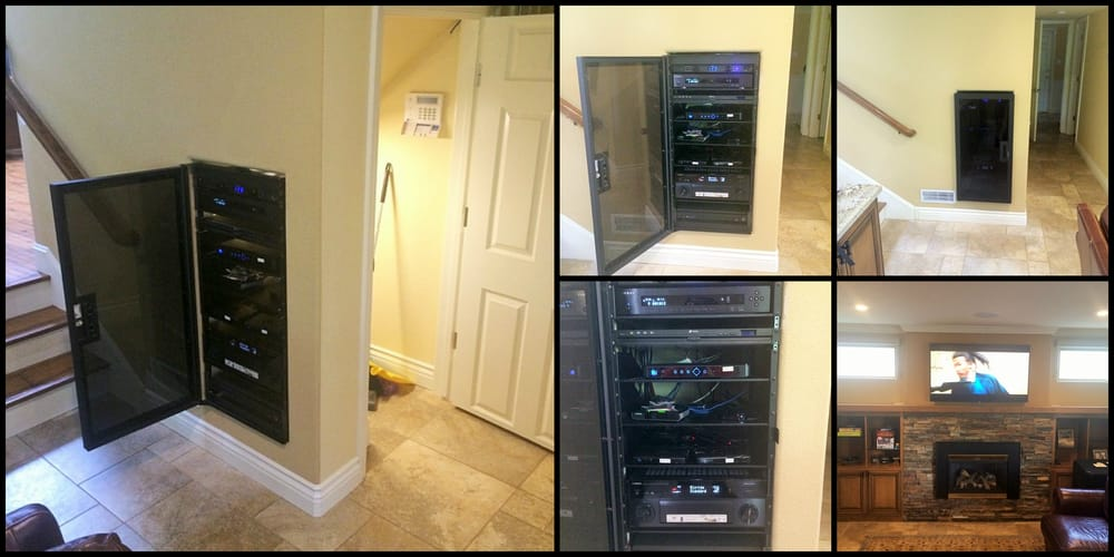 Photo Of Workman Communications   Sacramento, CA, United States. Home  Theater Install With