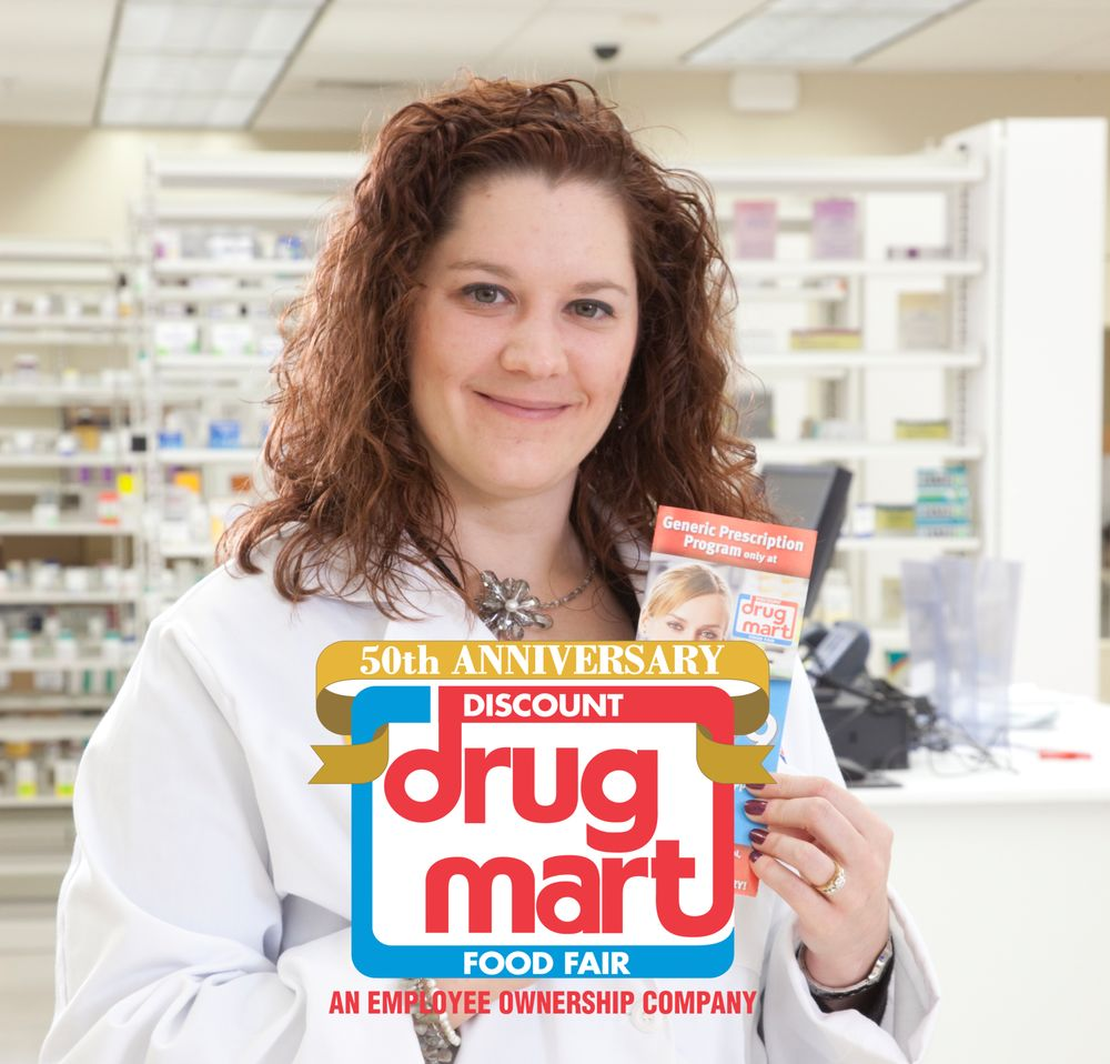 Discount Drug Mart: 307 W Walton Ave, Willard, OH