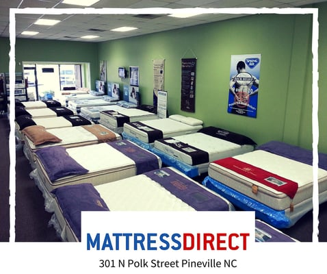 Mattress Direct 301 N Polk St Ste A Pineville, NC Furniture Stores    MapQuest