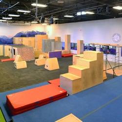 Origins Parkour Amp Athletic Facility Gyms Mount