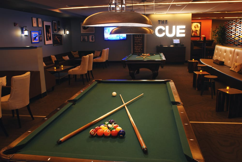 The Cue Billiards Lounge - Yelp