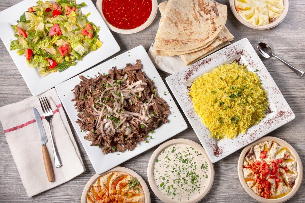 Food from Shawarma House