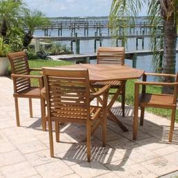 Photo Of Oceanic Teak Furniture   Daytona Beach, FL, United States