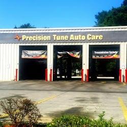 Precision tune auto care locations
