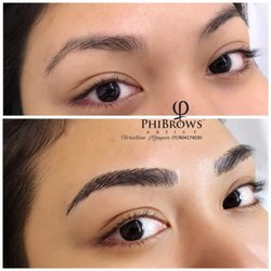 Photo Of Microblading Eyebrows By Christine   Garden Grove, CA, United  States
