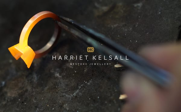 Harriet Kelsall Bespoke Jewellery - Jewellery - 6/7 Green